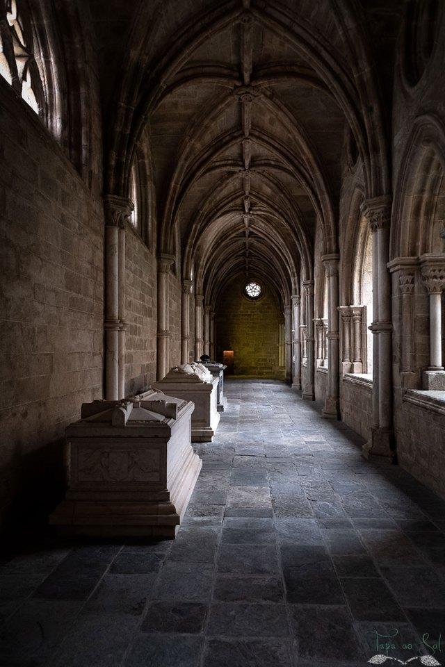 Claustro Sé Catedral de Évora