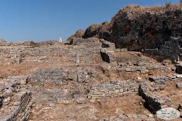 Ruínas da cidade Romana de Conímbriga