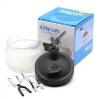 Δοχείο καθαρισμού αερογράφου-Airbrush cleaning pot WD-61