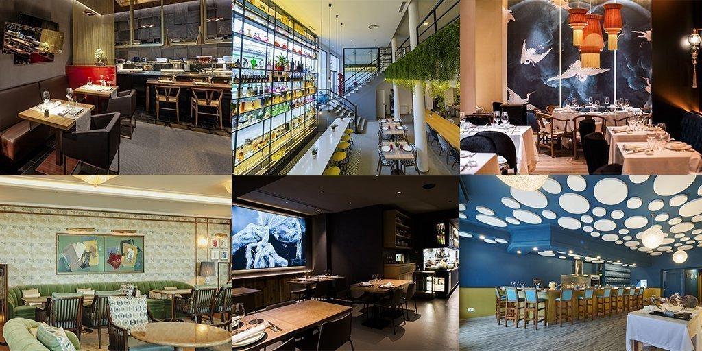 Los 25 Mejores Nuevos Restaurantes
