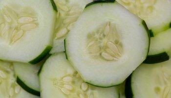 Pepino: recetas para cuidarte por dentro y por fuera
