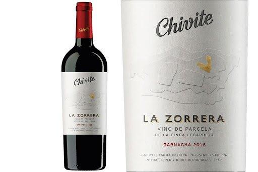 Vino La Zorrera de Chivite