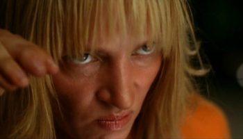 Kill Bill Uma Thurman dim mak