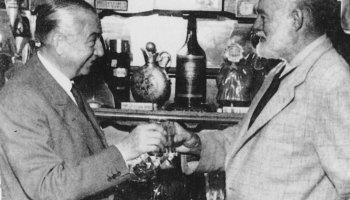 Ernest Hemingway Bar Museo-Chicote-Hemingway