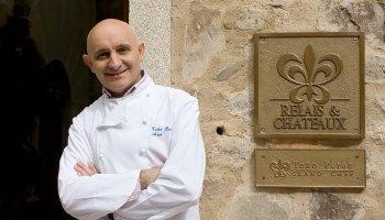 Toño Pérez premiados Academia Internacional de Gastronomía