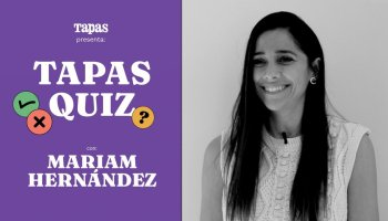 Tapas Quiz: Mariam Hernández, a examen