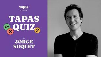Tapas Quiz: examen gastronómico a Jorge Suquet
