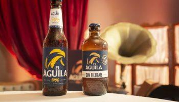 Cerveza El Águila. Foto: Nacho Urbon/Heineken España