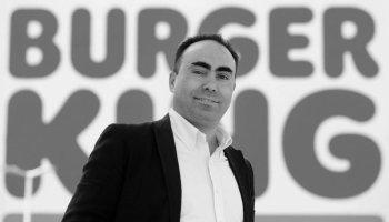 Hombre del Día: Jorge Carvalho, nuevo director general de Burger King