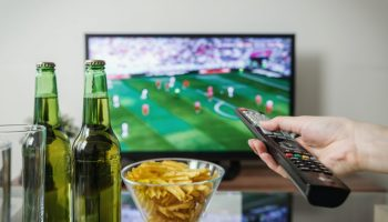 Los mejores deliverys que puedes pedir para ver la Eurocopa