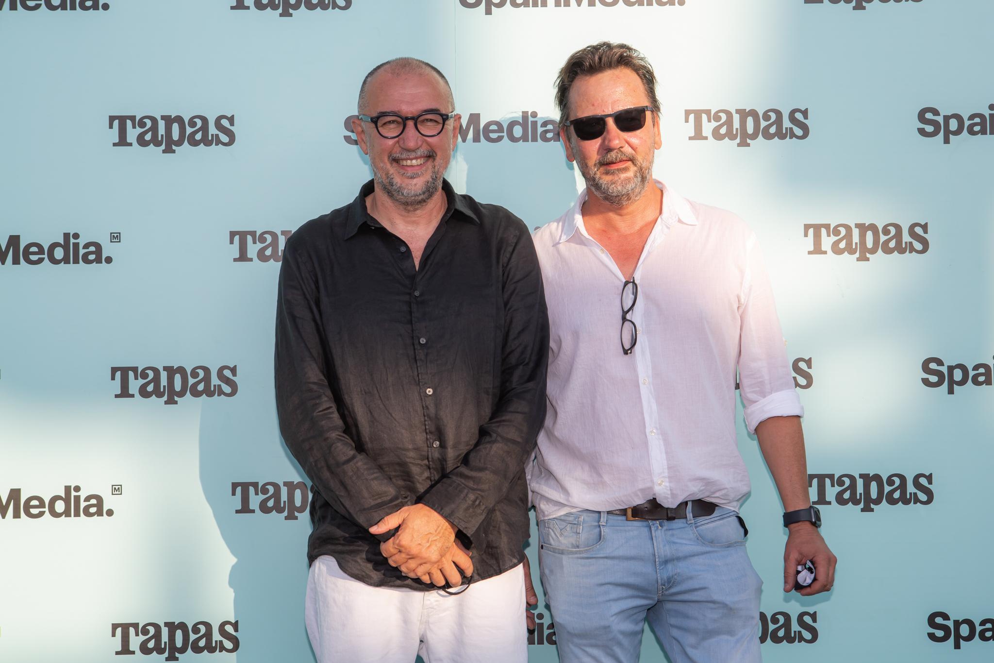 Andres Rodríguez y Pedro Matutes - Academia de Gastronomia Ibiza.