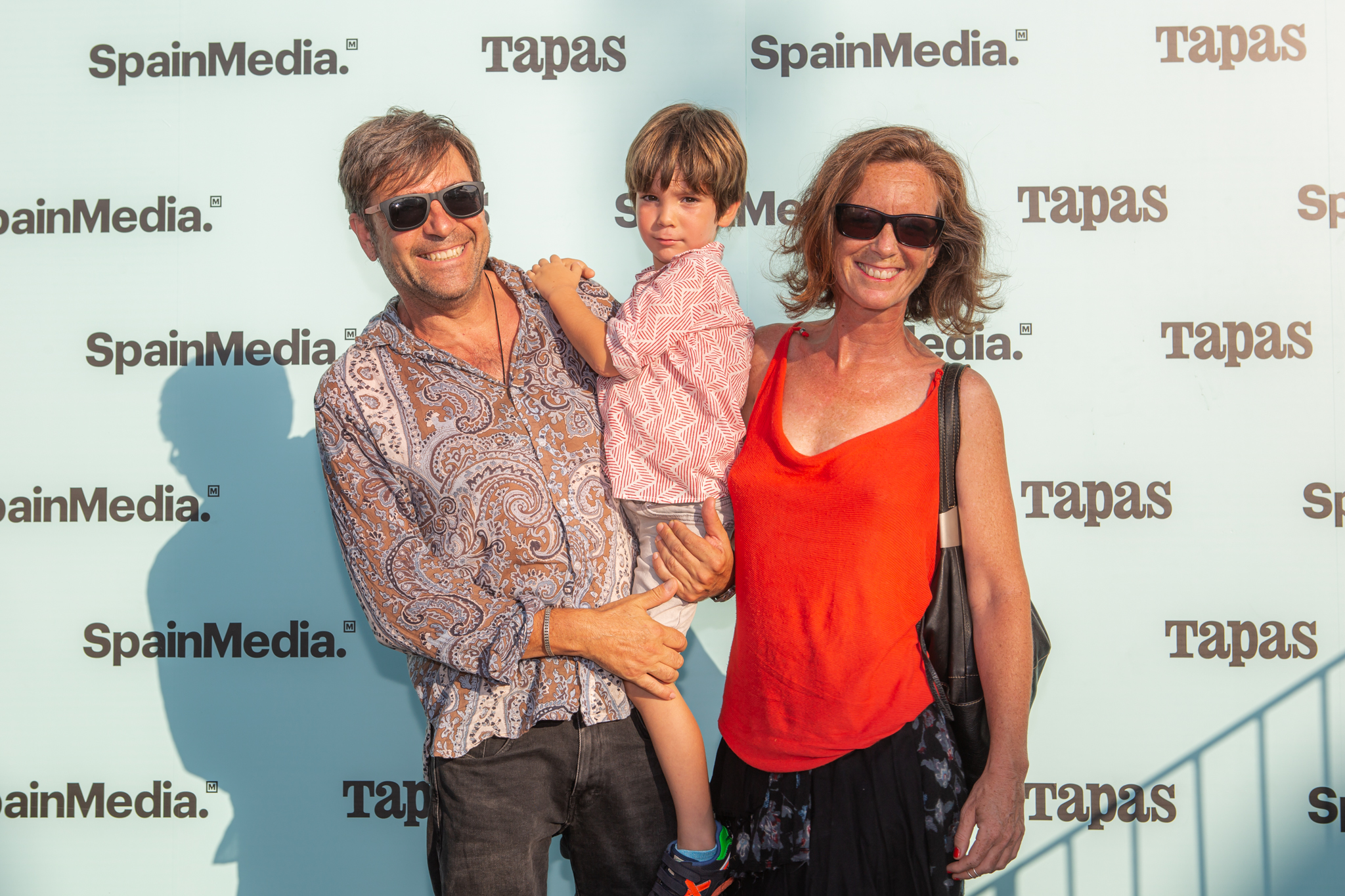 Ignasi Capdet y Veronica Recalde de Cloud9 Ibiza