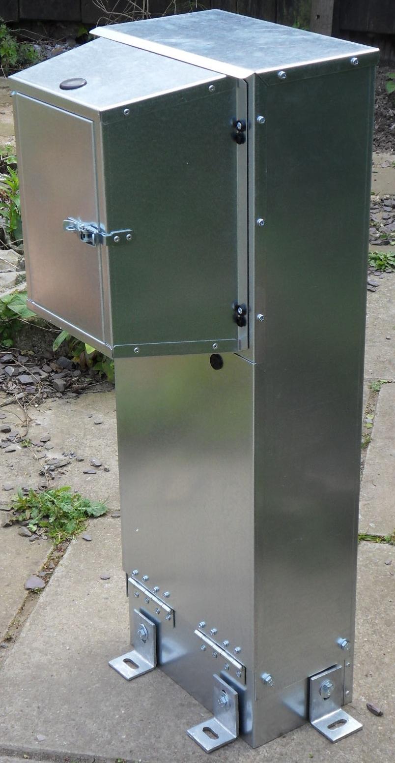 Recessed Water Valve Box