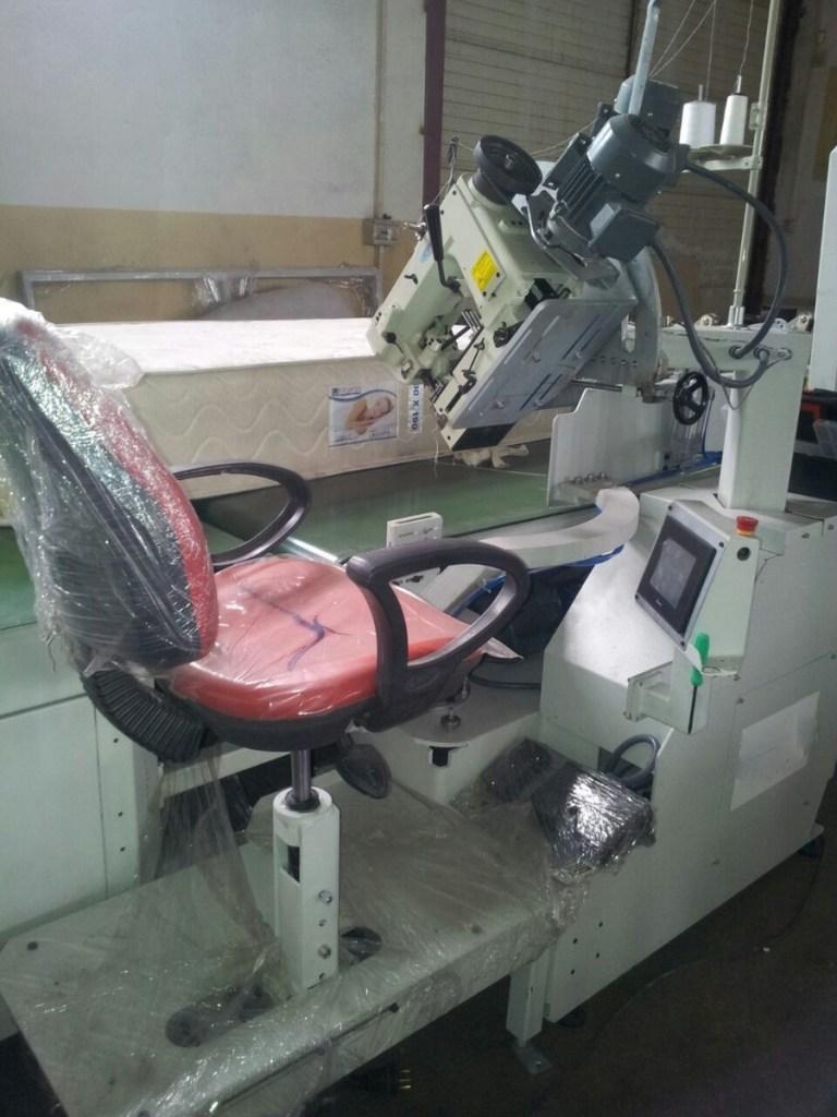 L 2970 Automatic Conveyor Tape Edge Machine Model 2000