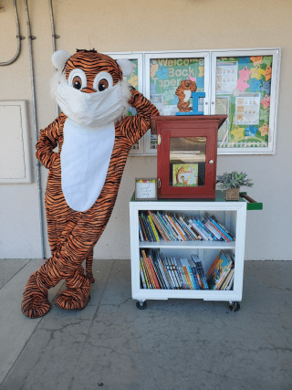 Taper Community Mobile Library