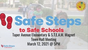 Reopening Town Hall Meeting Recap from Friday March 12th