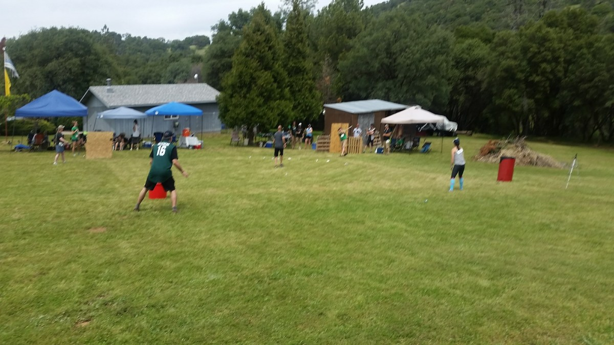 Photos from the 2018 Tapey Beercone Open Game