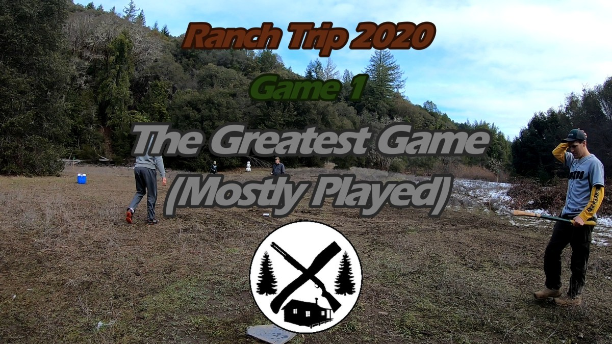 Condensed Game Video from the Game 1 of the 2020 Beerpope Day Weekend Series – The Greatest Game (Mostly Played)