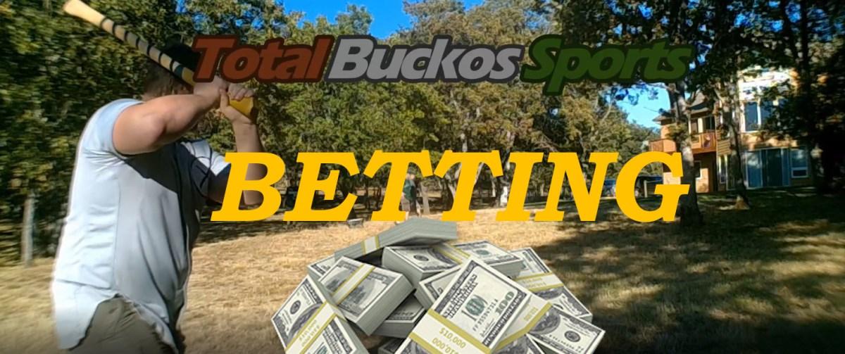Introducing Total Buckos Sports Betting!