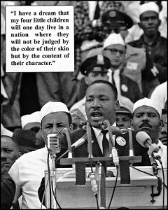 Dr Martin Luther King - I Have A Dream speech