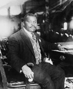Marcus Garvey.