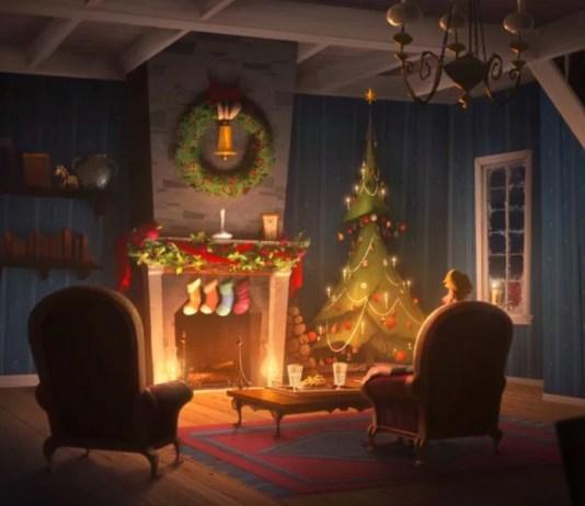 O que aconteceu em Klaus , animação da Netflix
