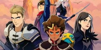 terceira temporada de o príncipe dragão