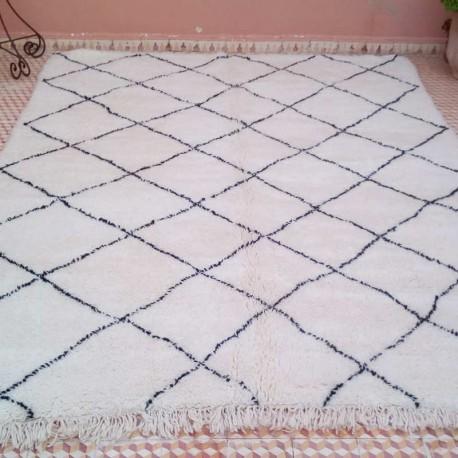 berber beni ouarain rug designed for a sweet morocco inspired home