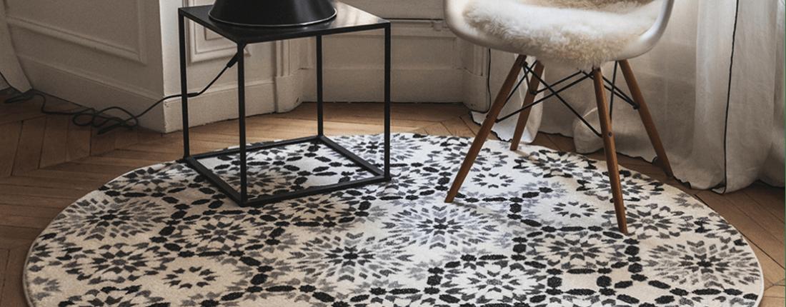 tapis 200 cm tapis rond design page 2
