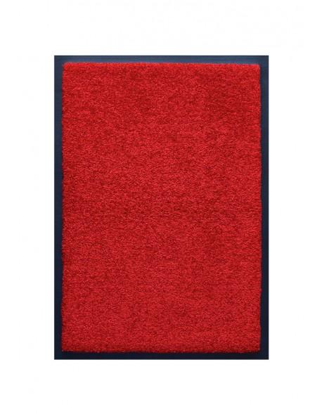 https www tapis de proprete fr tapis 40x60cm rectangulaire 138 tapis de porte d entree nylon uni rouge rectangulaire 40 x 60cm html
