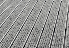 tapis et paillassons encastrables pour