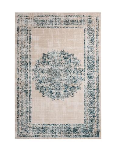 tapis vintage ariya 125 creme