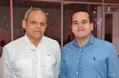 Edmilson Soares e Bruno Soares