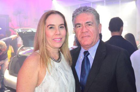 Luciana e Alfredo Pires