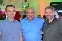Marco Oliveira, Alfredo e André Rocha