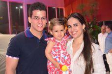 Renato Ribeiro Larissa Ribeiro e Lívia Ribeiro