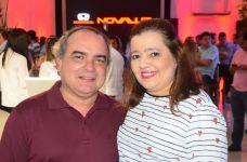 Ricardo Nigueira e Cecília Correia