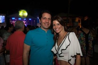 Bruno e Ticiana Oliveira
