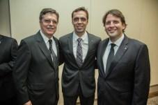 Jose Gama, Gama Filho e Daniel Simoes (2)