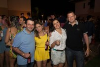 Junior e Rafaela Sobral, Gina e Eduardo Pimetel