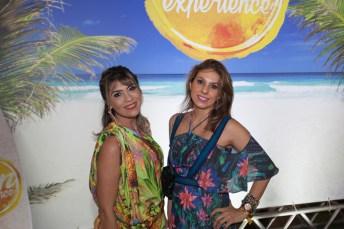 Raquel Falcão e Viviane Aragão