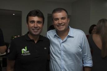 Marcos Novaes e Ricardo Bezerra