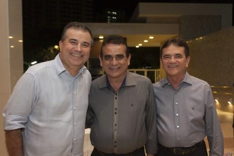 Ricardo Bezerra, Luiz e Paulo Teixeira