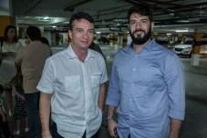 Barroso Filho e Ricardo Quiodi