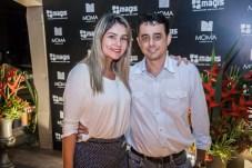 Emanuele Mendes e Roberto Caracas