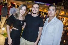 Raquel Studart, Mikael Lessa e Fernando Ximenes (1)