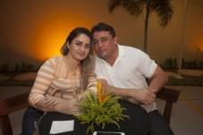 Ana Pereira e Alexandre Santos