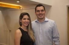 Andreia Gomes e Marcio Costa