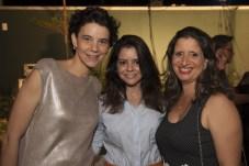 Carla Marques, Roberta Ary e Adriana Bardaviu