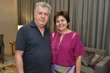 João França e Dagmar Palacio